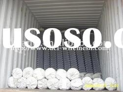 galvanized chain link fence;chain link mesh