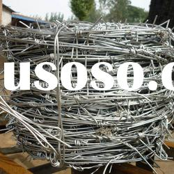 galvanized concertina barbed wire(factory)