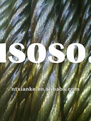 galvanized steel wire rope for elevator