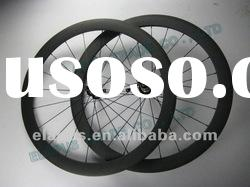 good quality/price/service 700c 60mm tubular carbon cycling wheel tubular