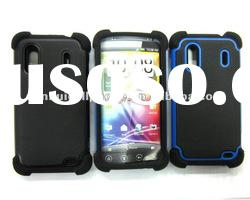 hard combo 3 in 1 protector case for HTC EVO Design 4G Hero S