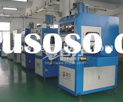 high frequency sealing and cutting machine for blister package, clamshell packing