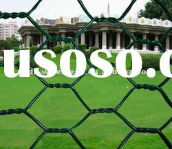 high quality Galvanized or PVC Coated Hexagonal Wire Mesh(manufacturer)