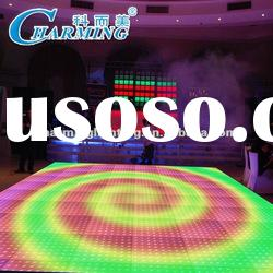 high quality led dance floor display screen