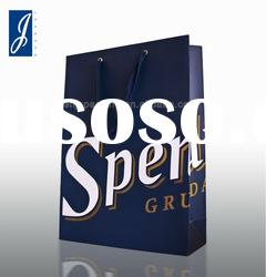 high quality paper shopping bag,promotional paper bag
