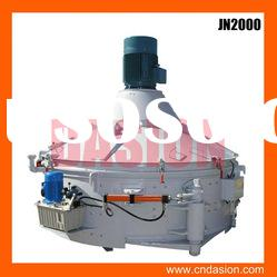hot selling JN2000 Vertical-shaft Concrete Mixer with ISO,CE Certificate