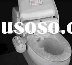 hygienic heated toilet seat bidet