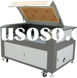 laser engraving machine with CO2 laser tube