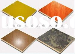 marble color HPL High pressure Laminate plywood for furniture and decoration