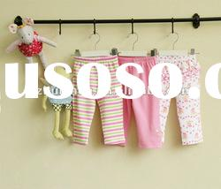 mom and bab 2012 Autumn baby clothes 100% cotton pants