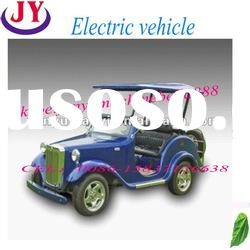 morden electric classic car / smart design low speed electric car