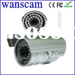 most valuable!!! small WIFI wireless outdoor wanscam ip camera