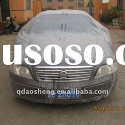 plastic corona treated protective HDPE masking film for car painting
