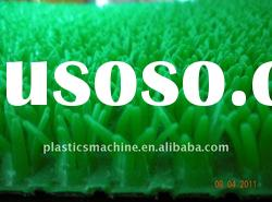plastic grass floor mat machine