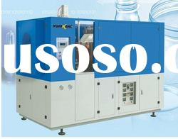 plastic hand-feed automatic Bottle blow molding machine