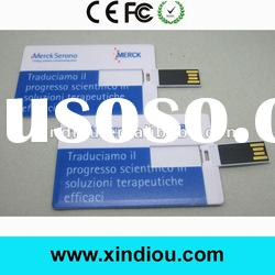 promotional fashion plastic credit card USB flash drive promotional XD-U145