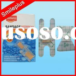 pu washproof medical adhesive bandage plaster