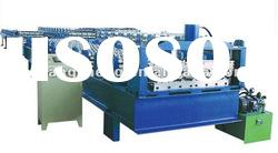 roof floor tile steel sheet roll forming machine