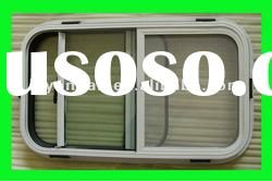 rv caravan motorhome accessories aluminium windows