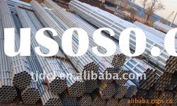 schedule 40 hot dipped galvanized steel pipe