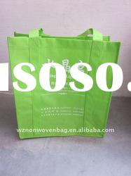silk screen printing non woven bag for promotion