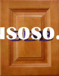 solid wood door kitchen cabinet sample door--sunset beech birch