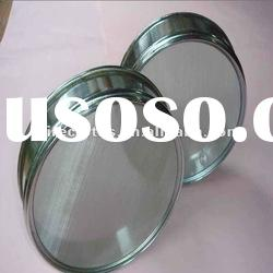 stainless steel wire test sieve