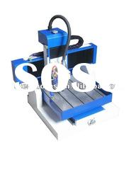 table top brass/metal engraving cnc router machine SM-4040(400*400mm)