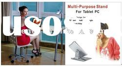 tablet pc stand accessory patented moulded design