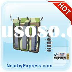 universale Travel Solar battery Charger for mobile Phone/GPS/Camera/PSP/DC/MP3/MP4 6V 480mA Ouput