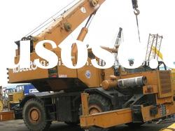 used KOBELCO rough terrain crane 30tons Loading capacity in BEST price