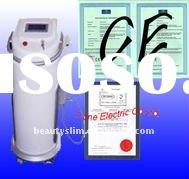 vertical ND-YAG Laser tattoo removal machine- Q switch, CE approved