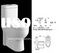 washdown one piece toilet,bathroom ceramic toilet bowl,Sanitary Ware Product ,high toilet bowl