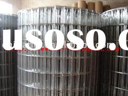 welded wire mesh 1mX25m galvanized wire mesh