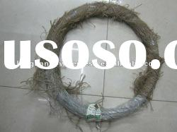 zinc coated soft iron wire (manufacture)