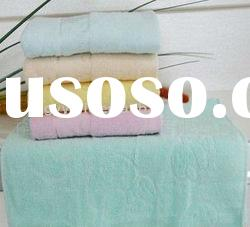 100% cotton bath towel/hotel towel