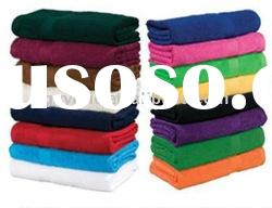 100 cotton terry bath towel for hotel