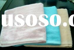 100 cotton terry hotel face towel