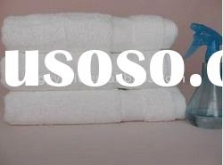 100 cotton white hotel bath towel