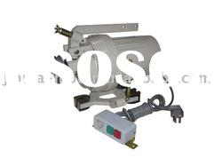 200W DOL Clutch Motor electrical motor sewing machine (ISO/CE/CCC Approved)