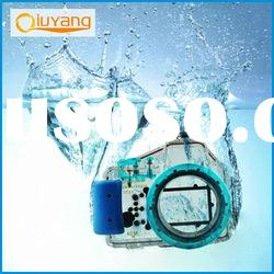 2011 Hot sell waterproof camera case for Sony NEX 3C, waterproof case for camera