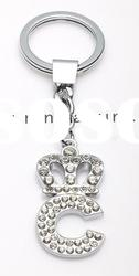 2011 New Arrival Fashion Letter Key chain