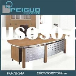 2011# PG-7B-24A Newest High Quality office modern simple table