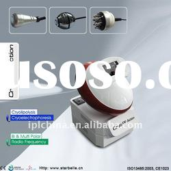 2012 new Excellent skin care cryopolysis beauty machine