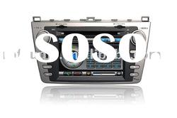 2Din Car DVD player with GPS navigation for Mazda6