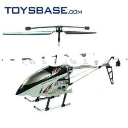 3.5 channel gyro metal remote control drone helicopter