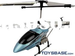 3.5 channel speed control 3 function helicopter gyro light