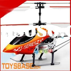 3 channel LCD gyro remote control electric helicopter