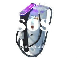 3 in 1 YAG LASER E-LIGHT HAIR REMOVAL IPL+ RF MACHINE