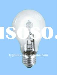 A60 Energy saving halogen lamp CE ROHS Class C